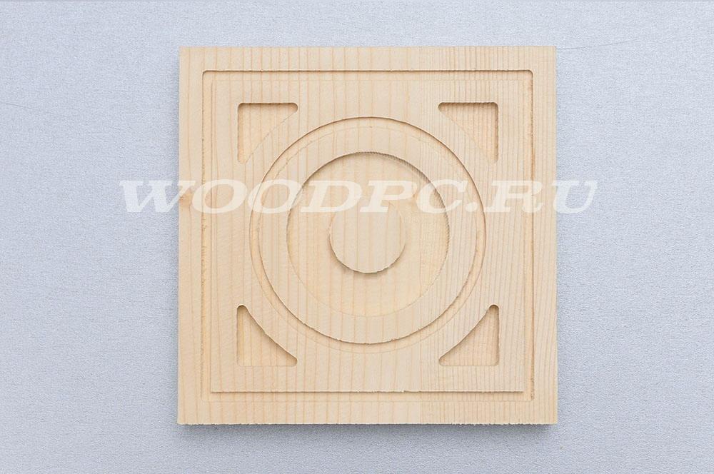 розетка деревянная